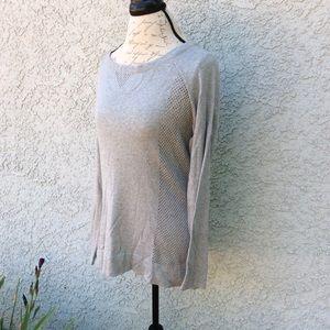 Cynthia Rowley Long Sleeve Comfy Casual Sweater